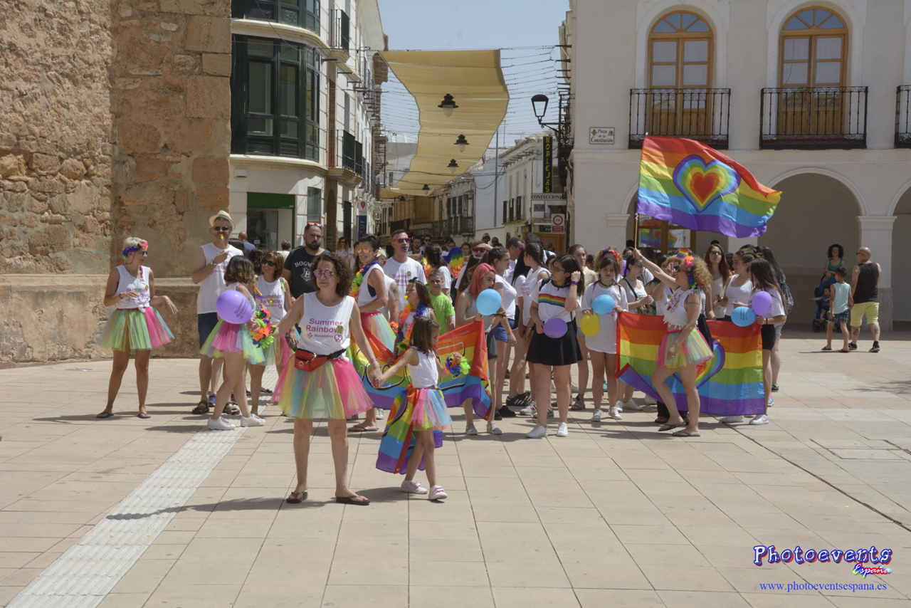 III Summer Rainbows en Manzanares